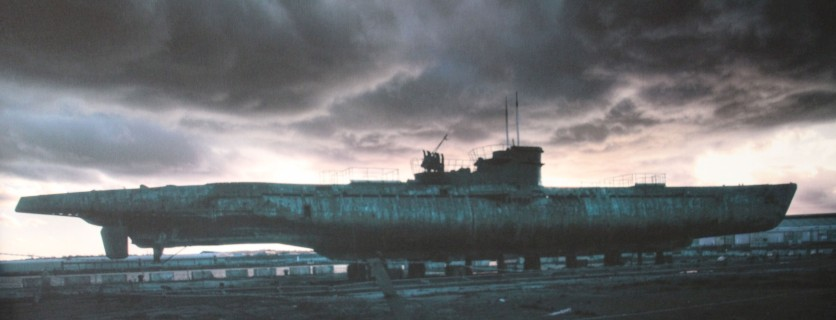 U-534 as she was when first recovered