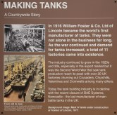 ...'Making Tanks' in the UK