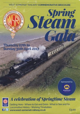 WSR 2017 Spring Gala Guide Cover