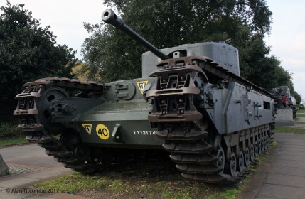 Churchill Mk VII Crocodil