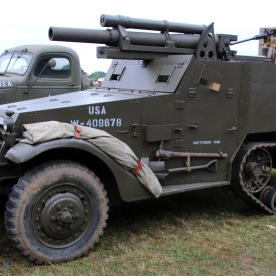 Diamond T T19 105mm Howitzer Gun Motor Carriage