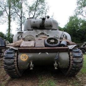 M4 Sherman - 75mm gun with cast hull