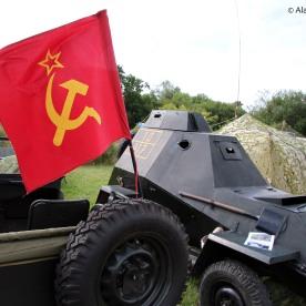 GAZ BA 64b Soviet armoured car