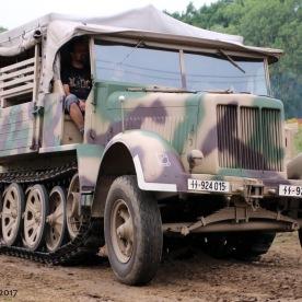 SdKfz 8 12 ton semi-track