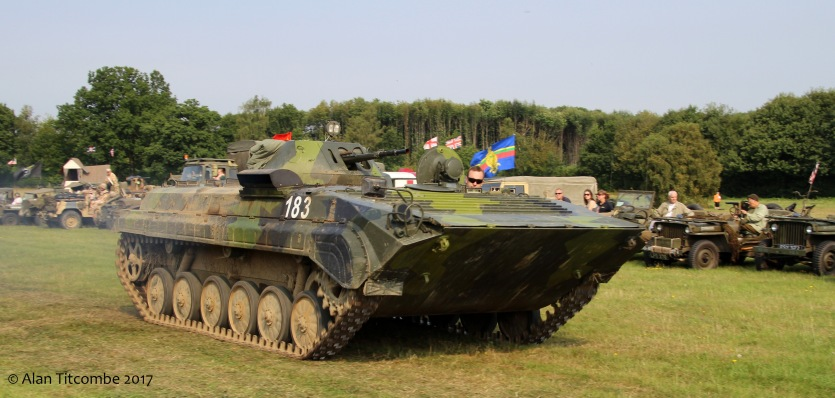 Russian BMP-1