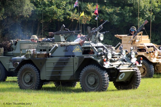 Daimler Ferret Mk 1