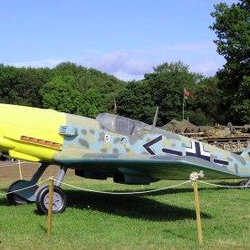 Messerschmitt Me 109E replica