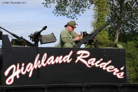 REO M35 Gun Truck