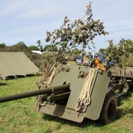 17pdr anti-tank gun