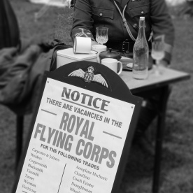 Royal flying Corps Recruitment