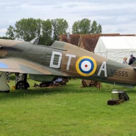 Hawker Hurricane replica
