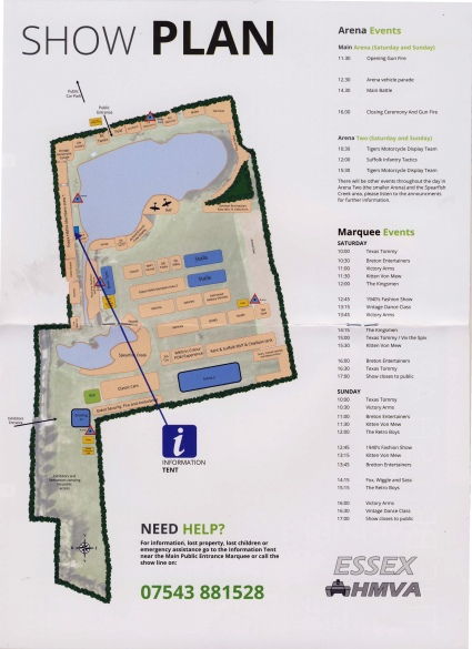 02 Show Guide Map