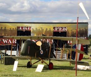 Airco DH2 replica