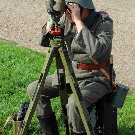 German WW1 - Artillery Observer