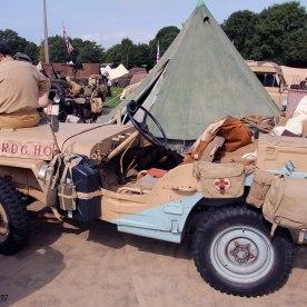 British WW2 - LRDG Jeep