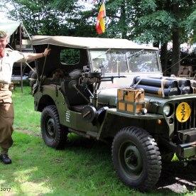 British WW2 - Jeep