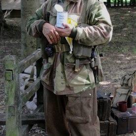 British WW2 Paratrooper