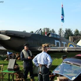 RAF Hurricane reproduction