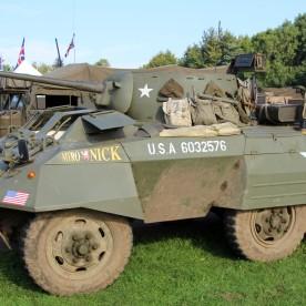 American WW2 - Grey Hound M8 armoured car