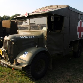 British WW2 - Austin K2 Ambulance