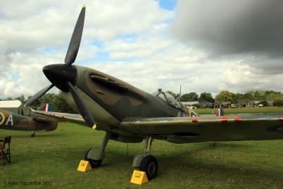 Supermarine Spitfire Mk I (replica)