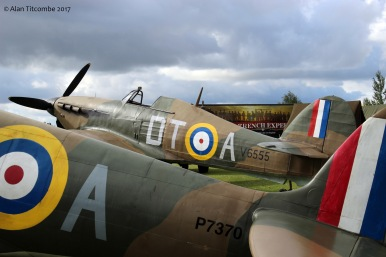 Hawker hurricane (replica)
