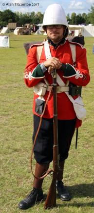 British Soldier of the Zulu War 1879