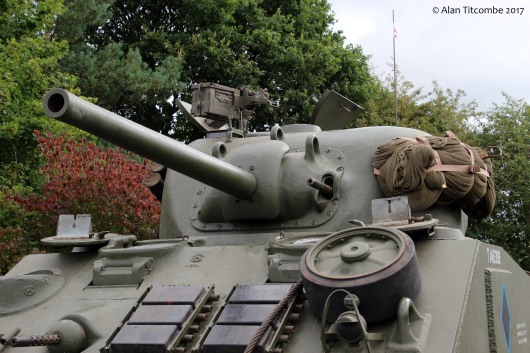 M4 Sherman (welded hull, 75mm gun)