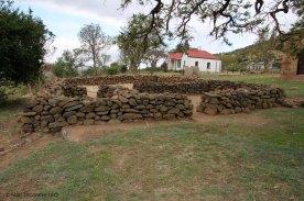 Stone cattle kraal