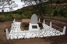 Jim Rorke's grave