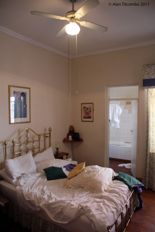My room at the Royal Country Inn