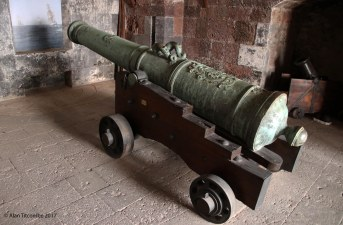 24pdr naval cannon