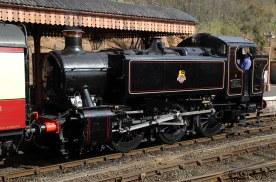 0-6-0PT 15xx Class No 1501 - Location 6