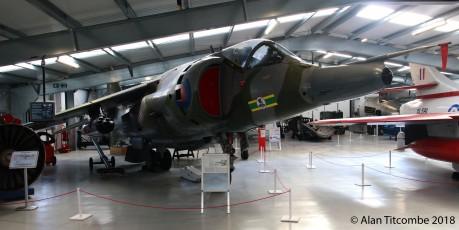 Hawker Harrier GR.3