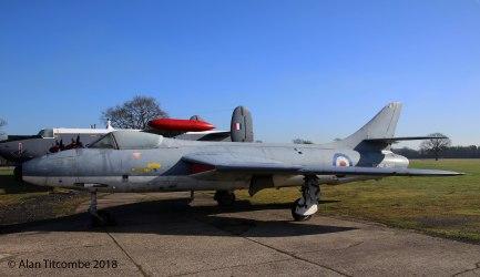 Hawker Hunter GA.11