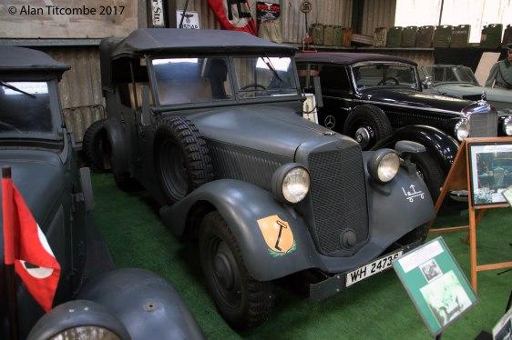 1934 Mercedes Type 200 Kubelwaagen