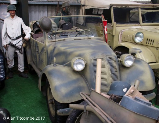 Tatra 57k Kubelwagen 1942-45