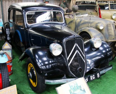 "Citroen ""Light Fifteen"" 1937"
