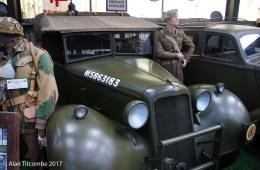 Humber 4x2 Radio Truck
