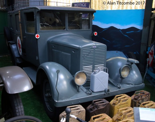 Phanomen 'Granit' Ambulance 1935-45