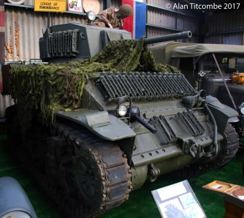 Stuart Light Tank
