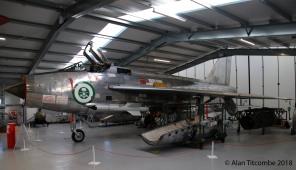 English Electric Lightning F.53