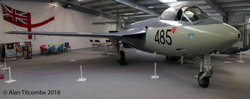 Hawker Sea Hawk FB.6