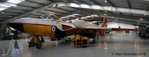 De Havilland Sea Vixen T.T.