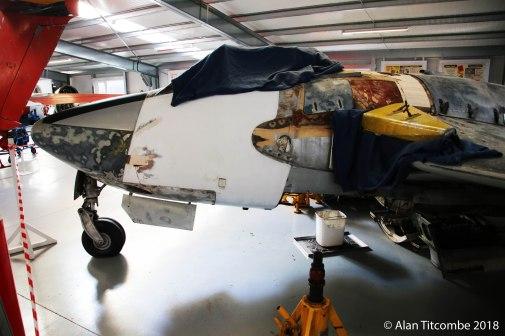 De Havilland Venom FB 50