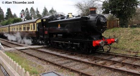 94xx Class r/n 9466 - Location 2