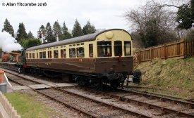 14xx Class r/n 1450 & Autocoach 178 - Location3