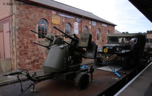 M45 Quadmount (US WW2 anti-aircraft turret) - Location 1