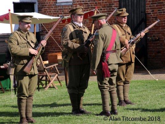 WW1 - 10th BN Essex Regiment