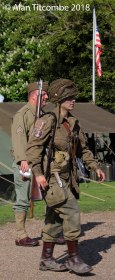 "WW"" - American AIrborne Infantry"